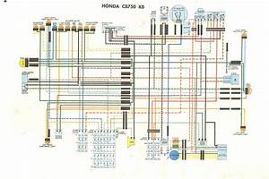 1982 Honda Cb750c Carb Diagram