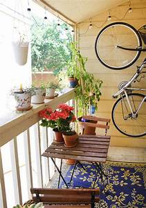 Garden Decorations For Small Balcony