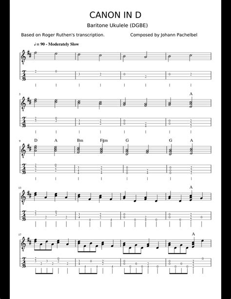 Copyright of this arrangement © 2011 los angeles guitar academy publishing. PACHELBEL - CANON IN D sheet music for Guitar download free in PDF or MIDI