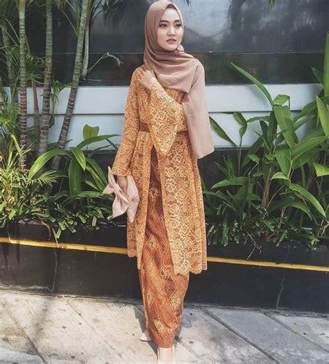 Related posts of model baju gamis brokat pesta terbaru 2020. 30+ Model Baju Gamis Brokat Kombinasi Batik - Fashion ...