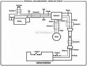 Wiring Diagram For Yard Machine Riding Lawn Mower