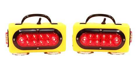 Tow Lights by Towmate Tm3 Magnetic Wireless Tow Truck Lights Car Tow