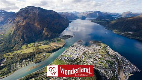 A Visit To Wonderland Beds Åndalsnes Norway Youtube