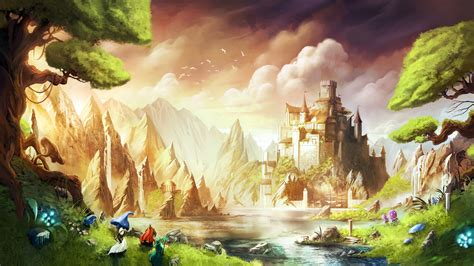 Trine 2 Wallpapers | HD Wallpapers | ID #11715
