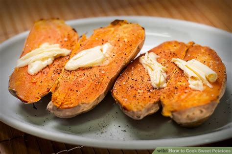 how do you boil a sweet potato the 4 best ways to cook sweet potatoes wikihow