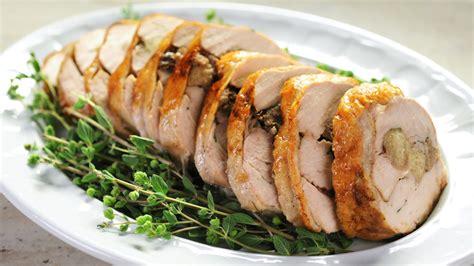 cuisine r馗up stuffed turkey tenderloin