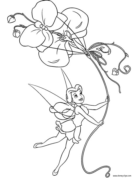 Coloring Pages Disney by Disney Fairies Coloring Pages 3 Disneyclips