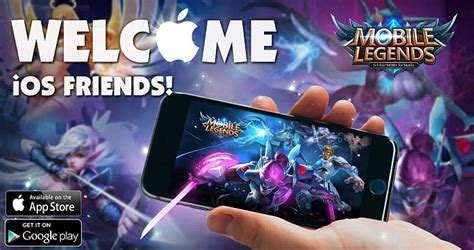 Download Mobile Legends For Iphone