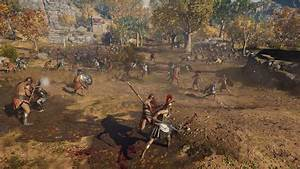 Assassin's Creed Odyssey conquest: how to start a skirmish ...