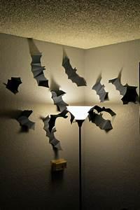 Deko Basteln Ideen : halloween deko basteln ber 70 gruselige diy ideen zum fest des f rchtens ~ Markanthonyermac.com Haus und Dekorationen