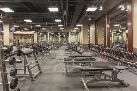 discover   golds gym member experience  downtown la