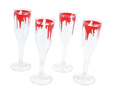 Halloween Wine Glass, Gothic Goblet, Fancy Dress Novelty