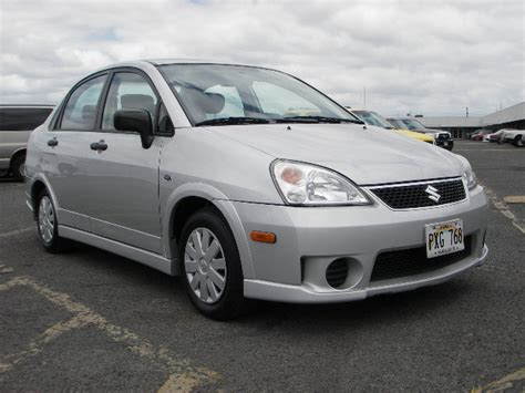 2007 Suzuki Aerio by 2007 Suzuki Aerio Information And Photos Momentcar