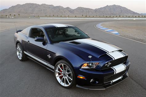 Ford Gt 500 Mustang by 2011 Ford Shelby Gt500 Mustang