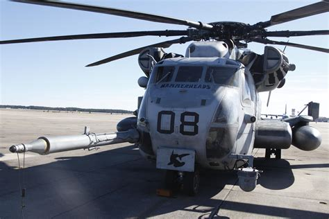 ch 53e marine night corps cherry point station stallion super marines safe fly air flight forward helicopters challenges say mcas