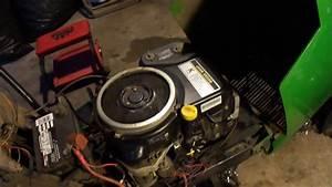 No Spark Fix John Deere Fc420v    Lx172