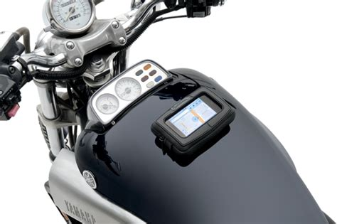Saddlemen E-pack Black Universal Magnetic Motorcycle