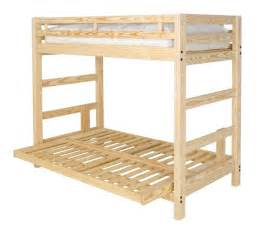 free cheap bunk bed plans woodworking ideas