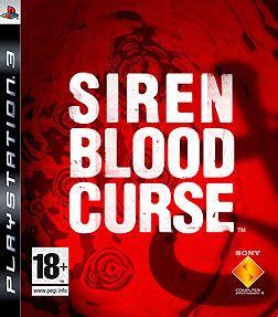 siren blood curse wikipedia