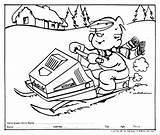 Snowmobile Ski Doo Coloring Skidoo Drawing Getcolorings Printable Getdrawings sketch template