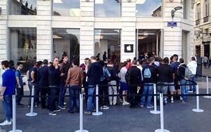 Apple Store Bayonne : bordeaux l apple store pris d assaut pour la sortie de l iphone 6 sud ~ Gottalentnigeria.com Avis de Voitures