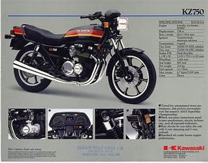 The 1983 Kawasaki Kz750 L3