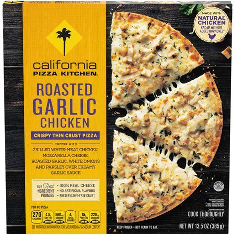 california pizza kitchen roasted garlic chicken crispy
