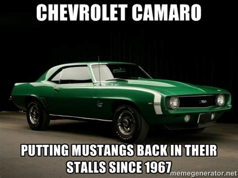 Camaro Memes - which is faster 2015 mustang or 2015 camaro autos post