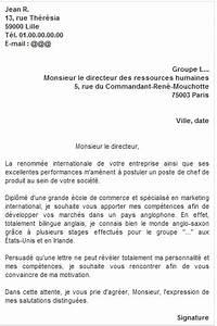 Modele De Lettre De Relance : mod les et exemples lettre de motivation relance mod les de cv ~ Gottalentnigeria.com Avis de Voitures