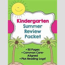 Kindergarten, Summer And Common Cores On Pinterest