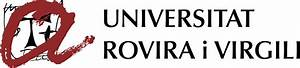 Logos URV Identidad institucional Universitat Rovira i Virgili