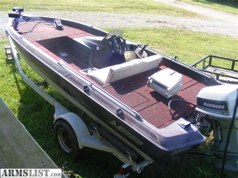 Nitro Boats Tulsa by Armslist For Sale Trade 1991 Nitro Bass Boat
