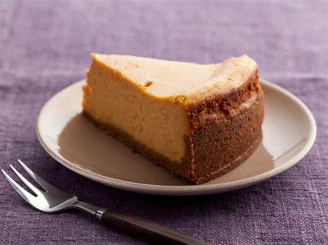 pumkin cheese pumpkin cheesecake recipe paula deen food network