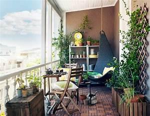 deco de terrasse et balcon 20171020160130 tiawukcom With idee pour jardin exterieur 8 des idees deco pour votre balcon shake my blog