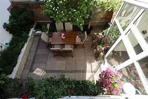 Gartengestaltung Kleine Gärten Bilder : gartengestaltung kleiner reihenhausgarten ~ Lizthompson.info Haus und Dekorationen