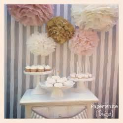 table and chair rentals ta melanie collection 5 pom poms blush and gold tones
