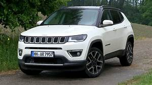 2018 Jeep Compass 1 4 Multiair Limited  170 Hp  Test Drive
