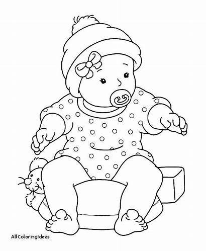 Doll Coloring Pages Bitty Chucky Alive Printable
