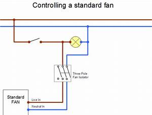 Extractor Fan Wiring