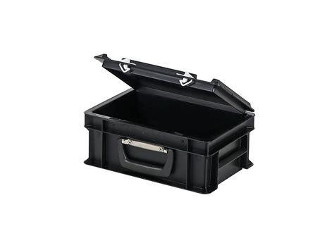 koffer 200 liter solid line koffer 300 x 200 x h 133 mm zwart