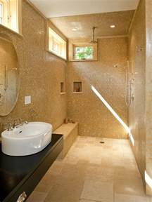 Shower Wet Bathroom Designs