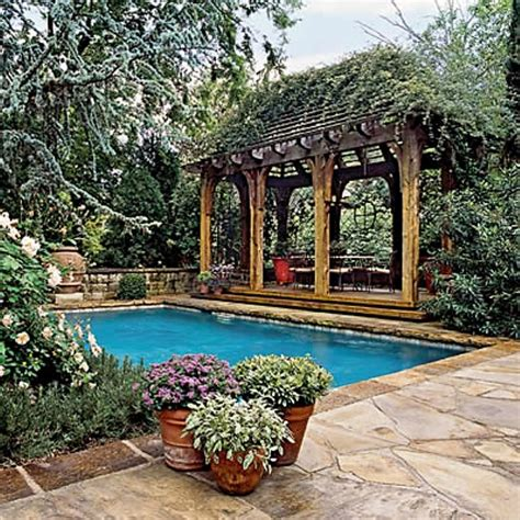 pool with pergola pool with pergola pool house ideas pinterest