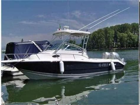 Triton Walkaround Boats For Sale by Triton 2486 Walkaround In Tuscany Power Boats Used 66696