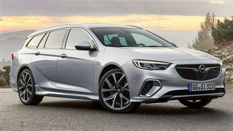 Opel Wagon by 2018 Opel Insignia Gsi Sports Tourer Sharp Powerful And