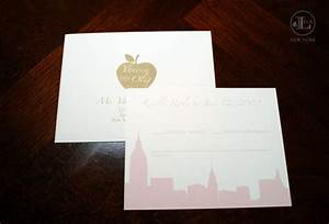 17 best images about new york city wedding inspiration on With wedding invitation design nyc