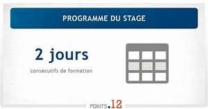 Stage De Récupération De Point : programme du stage de r cup ration de points de permis points12 ~ Medecine-chirurgie-esthetiques.com Avis de Voitures