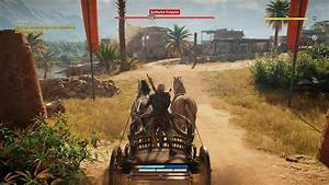 Assassin's Creed Origins - In Protest Side Quest ...