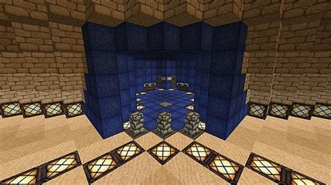 pyramid punchout minecraft project