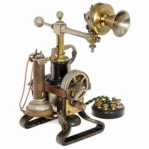 The gallery for --> Industrial Revolution Telephone