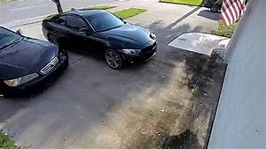 Epic drift into garage! FAIL!!! (For licensing / usage ...